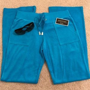 NWT, Juicy Couture Terry Pants